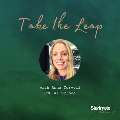 Take the Leap with Anna Turvoll