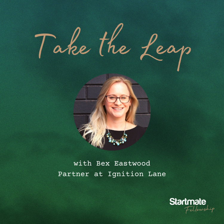 Take the Leap with Bex Eastwood