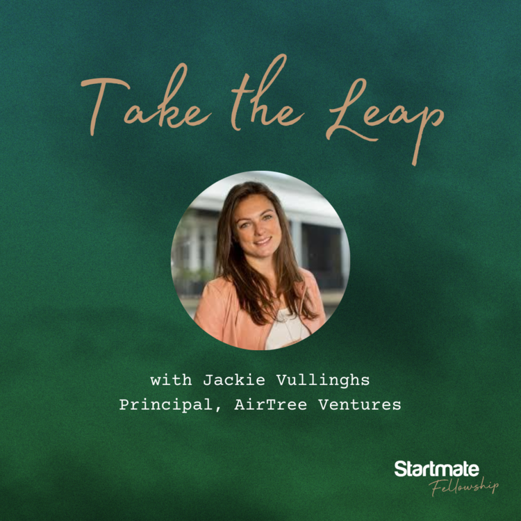 Take the Leap, with Jackie Vullinghs