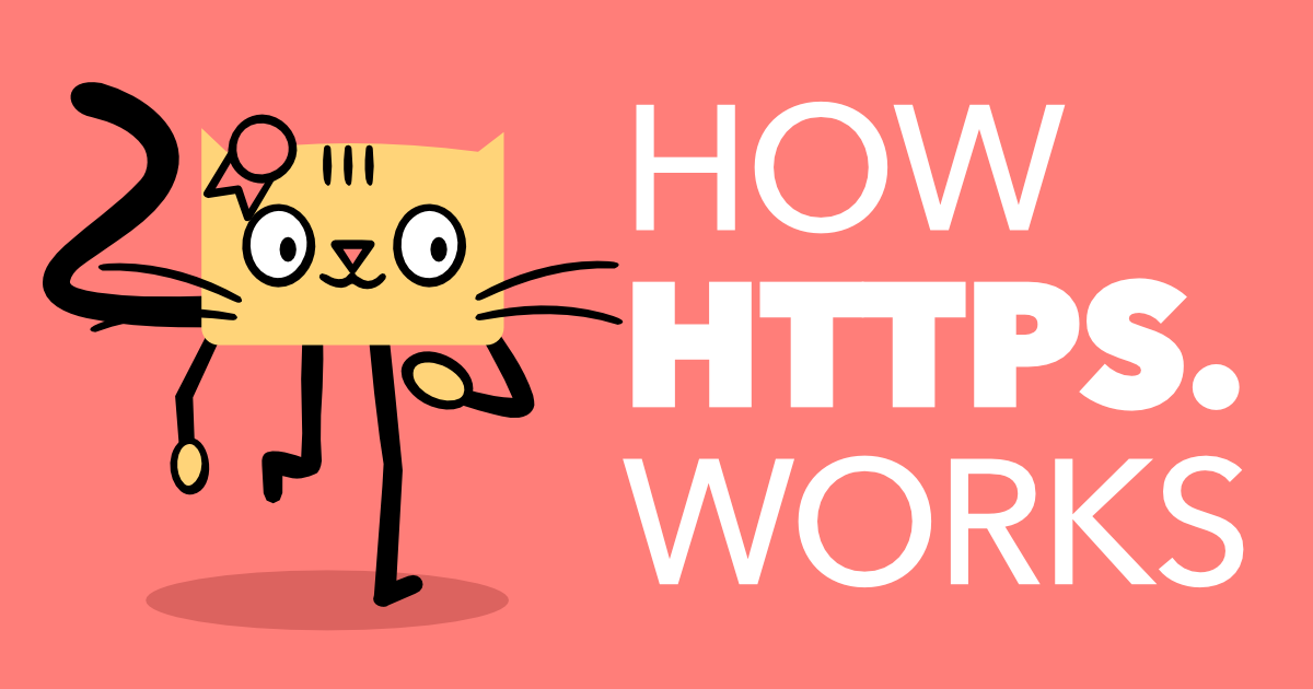 How HTTPS works