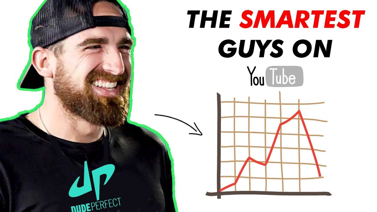 Behind Dude Perfect's Genius Strategy