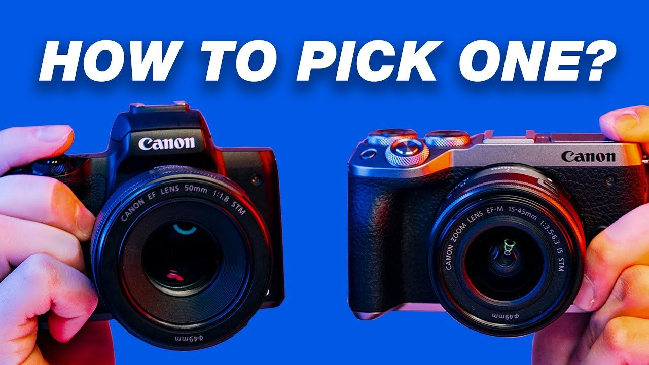 How to Choose The PERFECT Camera for YouTube