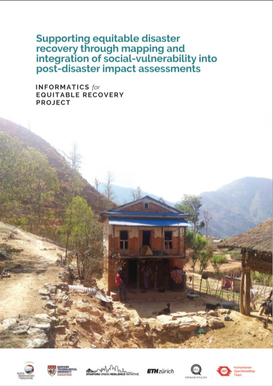 Report on Nepal informatics project published
