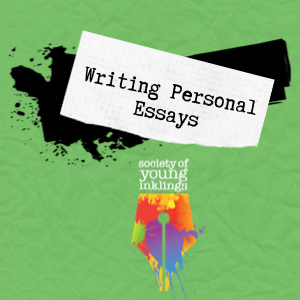 Tap Into Your Unique Voice: Writing Personal Essays