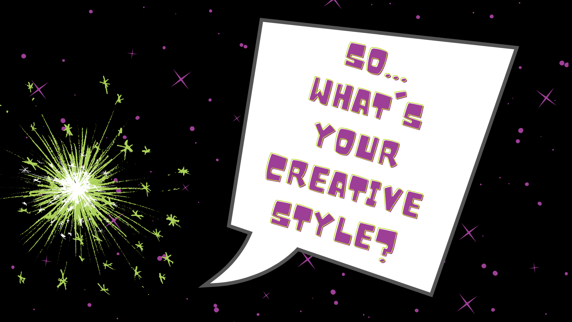What's Your Creative Style?